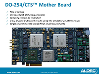 DO-254/CTS Mother Board, do 254 training, do254 training, do-254 training